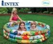 "58"" x 13"" Disney Winnie The Pooh Inflatable Pool"
