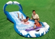 "Piscina Inflable Tobogán 160"" x 66"" x 64"" Surf 'N Slide"