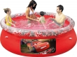 """Piscina Inflable Fast Set Cars 8' x 26"""""""