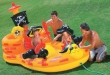 """Piscina Inflable 120"""" x 60"""" x 64"""" Pirate Hideout Play Center"""